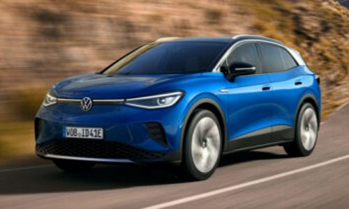 Volkswagen predstavio električni crossover ID.4