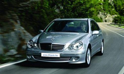 Mercedes C 200 CDI (model: W203)