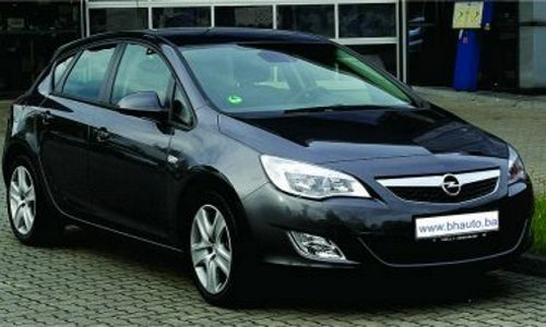 Opel Astra J – ozbiljan automobil razumne cijene