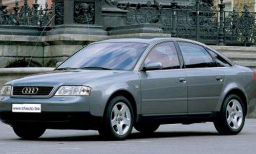Audi A6 – dovoljno prostora za svakoga