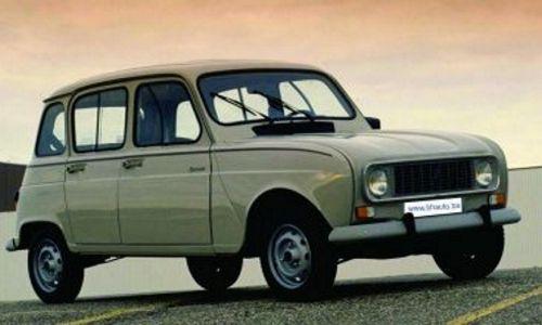 Renault 4 – Simpatična francuska kutija