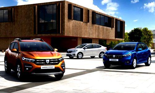 Dacia otkrila nove modele Sandero i Sandero Stepway