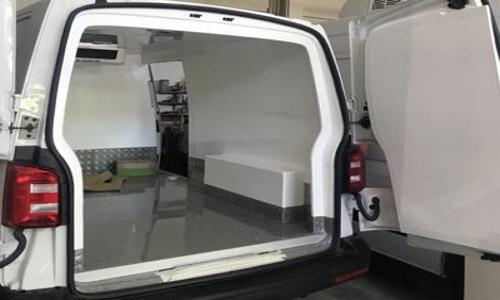 Rashladni uređaji i termoizolacije za auto hladnjače