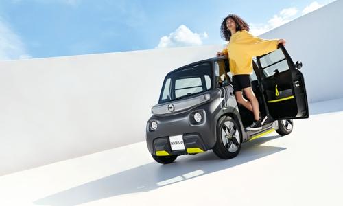 Opel Rocks-e novo e-vozilo za nova urbana vremena